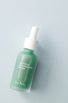 Ere Perez Quandong Green Booster Serum by in Size: All, Bath Body at Anthropologie Home Remedy For Cough, Cold Home Remedies, Natural Home Remedies, Scar Remedies, Herbal Remedies, Types Of Manicures, Natural Remedies For Arthritis, Healthy Skin Tips, Raspberry Seed Oil