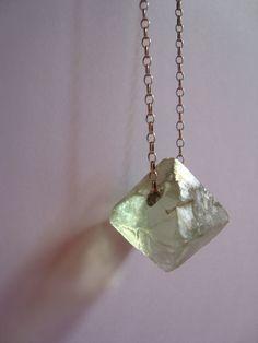 fluorite crystal #boho