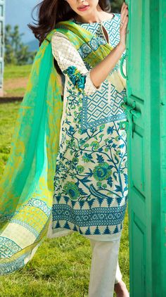 Buy Off-White/Blue Embroidered Poly Viscose Salwar Kameez by Khaadi 2015 Call: (702) 751-3523 Email: Info@PakRobe.com www.pakrobe.com #WINTER #SALWAR #KAMEEZ https://www.pakrobe.com/Women/Clothing/Buy-Winter-Salwar-Kameez-Online