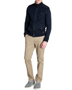 Ted Baker - VALYLOW Quilted Jersey Jacket - £110