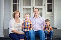 """The """"B"""" Family - Portrait Session Preview - Ramblings and Photos"""
