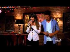Glee-Give Your Heart A Break-Rachel and Brody Scenes - YouTube