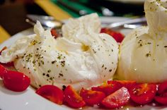 Buratta Cheese Like no other...( the kitchn)
