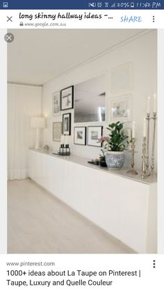Ikea inexpensive kitchen cabinets with new top // studio karin: broker photo gallery … – Living Room Furniture – Living Room Ideas Ikea Living Room, Living Room Cabinets, Tv Cabinets, Kitchen Living, Kitchen Cabinets, Small Room Design, Dining Room Design, Muebles Living, Small Dining