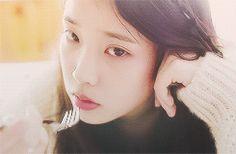 iu gif | IU - Hungry Girl GIFs | Beautiful Korean Artists