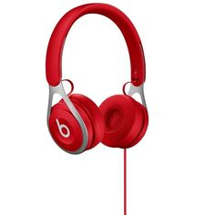 Beats EP on-ear headphones (€85) ❤ liked on Polyvore featuring accessories, tech accessories and headphones