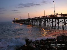 Newport beach is another place in Cali I would love to move to now.