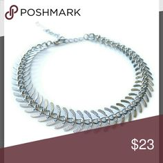 COMING SOON! Hail to Caesar Anklet Gorgeous and unique. 10inch adjustable silver plated anklet. More pics to come... Jewelry