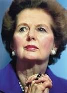 Margaret Hilda Thatcher, Baronesa Thatcher de Kesteven, LG, OM, PC, FRS fue una política británica que ejerció como primera ministra del Reino Unido desde 1979 a 1990, siendo la persona en ese cargo ...  Fecha de nacimiento: 13 de octubre de 1925, Grantham, Reino Unido Fecha de la muerte: 8 de abril de 2013, Londres, Reino Unido Hijos: Mark Thatcher, Carol Thatcher Libros: Los años de Downing Street Premios: Medalla Presidencial de la Libertad Padres: Beatrice Roberts, Alfred Roberts