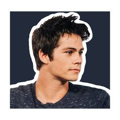 dylan o'brien icons Tumblr ❤ liked on Polyvore featuring dylan o'brien, dylan, icon and teen wolf