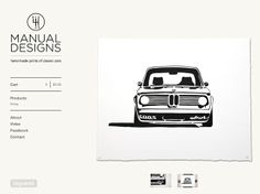 What to Give the Hipster Dad for Father's Day: Manual Designs: BMW 2002 Turbo Headshot  http://blog.diynetwork.com/maderemade/2014/06/10/fathers-day-what-to-give-the-hipster-dad/?soc=pinterest