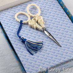 Ivory Sajou Scissors