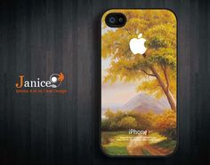 Scratch protective iphone 4 case, iphone 4s case, black iphone case iphone 4 cover unique design Iphone case 98. $13.99, via Etsy.