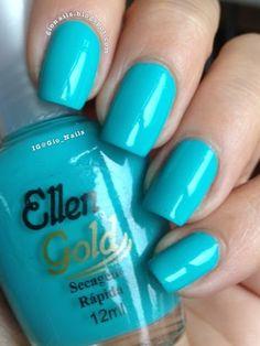 GioNails: Poás no Havaí - Ellen Gold