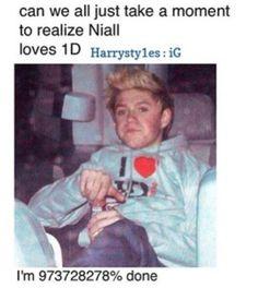 Haha you don't say Niall! -Princess Styles