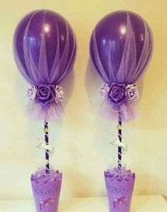 Trendy baby shower ideas for girs diy purple centerpieces Ideas Girl Baby Shower Decorations, Girl Decor, Balloon Decorations, Baby Shower Themes, Wedding Decorations, Shower Ideas, Purple Party Decorations, Shower Tips, Balloon Ideas