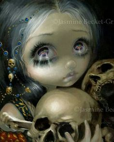 Ossuary: The Collector by Jasmine Becket-Griffith