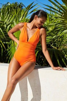 41a9261b8e Buy Plunge Swimsuit from the Next UK online shop