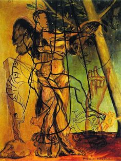 Psi by Francis Picabia, 1929.