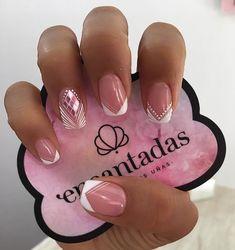 Nail Designs Toenails, Acrylic Nail Designs, Toe Nails, Nail Art Designs, Acrylic Nails, Classy Nail Designs, Short Nail Designs, Semi Permanente, Nail Time