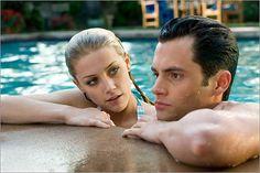 Amber Heard & Penn Badgley in The Stepfather