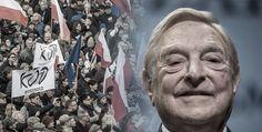 """Soros przyznaje: """"Popieram i finansuję KOD"""""""