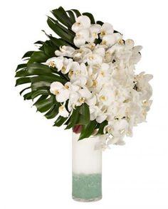 Whisper - Arrangements - Los Angeles Florist tic-tock Couture Florals | Voted Best Florist in Los Angeles