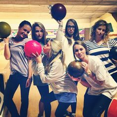 Go bowling for a sisterhood event!