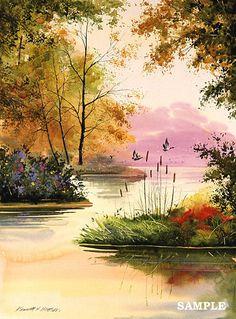 Ken Hobson Fine Art