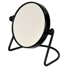 Removable Mini Mirror - Matte Black - Threshold™ : Target