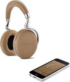 Parrot Zik 2.0 Bluetooth Headphone Brown