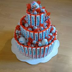 Kinder-Schokolade-Torte