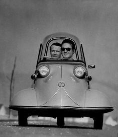 A Messerschmidt KR175, Germany 1954.