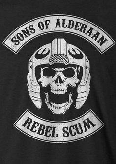 Sons of Alderaan - RebelScum logo