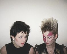captivating photos of vivienne westwood and johnny rotten during punk's 70s prime - i-D