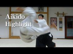 Aikido Highlight - Shirakawa Ryuji sensei (Hungary) - YouTube