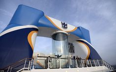 Also great: Quantum of the Seas is the first cruise ship to include a skydiving simulator