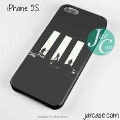 Paramore Siluet Phone case for iPhone 4/4s/5/5c/5s/6/6 plus