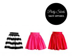 Party Skirts from SKOT Apparel