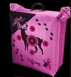 Pink target would go good with my pink bow ;)