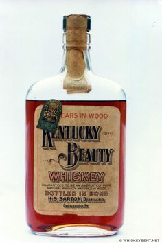 Kentucky Beauty Whiskey