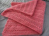 Crochet blanket | free pattern