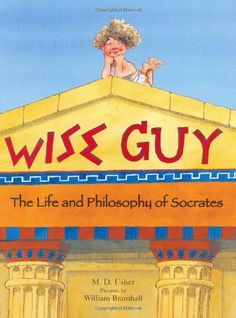 Wise Guy: The Life and Philosophy of Socrates by M. D. Usher http://www.amazon.com/dp/0374312494/ref=cm_sw_r_pi_dp_wnQFvb1WP9WAP
