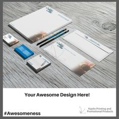 Communicate Your Brand Awesomeness™ with Custom Stationery.  Personalized #businesscards #letterheads #envelopes will get your brand noticed and are perfect for all types of #business #businesses #company #companies #titlecompany #mortgagecompany #realestate #kellerwilliams #kw #remax #prudential #coldwellbanker #bank #creditunion #university #government #techcompany #hospital #dentist #orthodontist #school #college #nonprofit #businesscoach #prcompany #publicrelations #seo #webdesigner…