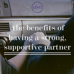 The Benefits of Having a Supportive Partner