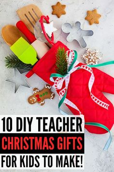 15 easy mason jar christmas decorations you can make yourself 15 diy teacher christmas gifts solutioingenieria Image collections