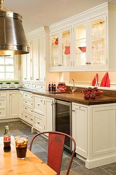 Inspiring Interiors - kitchen