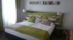 Hotel-Tipp für Familien in Wien: Familienzimmer im Hotel Stadthalle