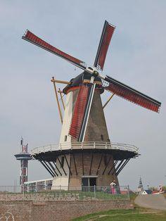 Molen Oranjemolen, Vlissingen | Nederlandse Molendatabase
