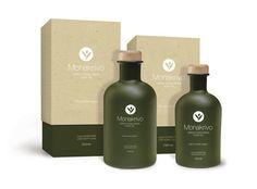 Monakrivo Extra Olive Oil via @thedieline